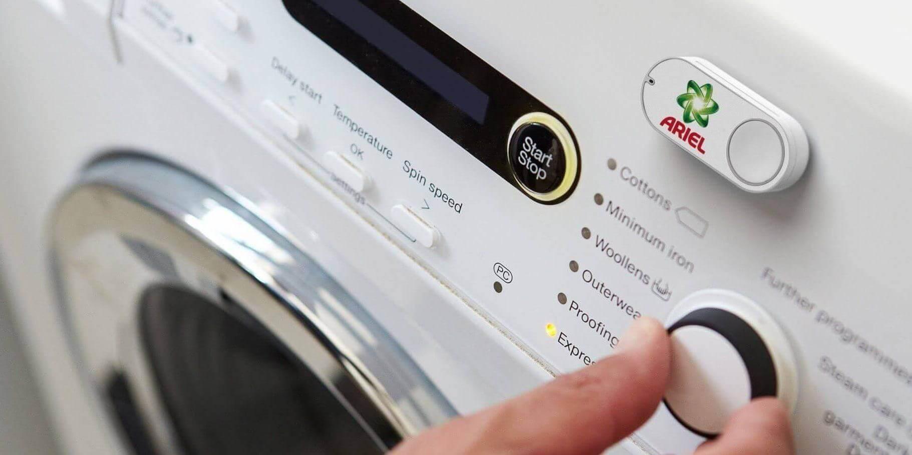 Amazon Dash Button: Wichtiges nachbestellen, bevor es zu spät ist ...