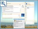 Windows Live Messenger 8.0.0566 Beta