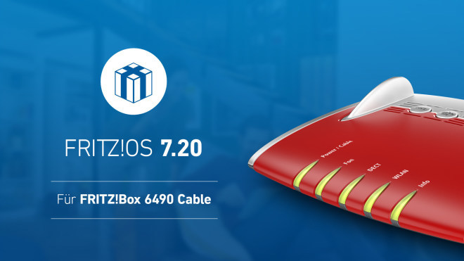 Fritzbox 6490 Cabel