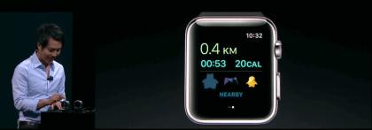 Pokemon GO für die Apple Watch