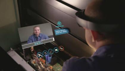 Thyssenkrupp HoloLens