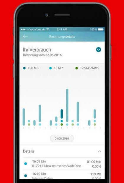 MeinVodafone 6.0