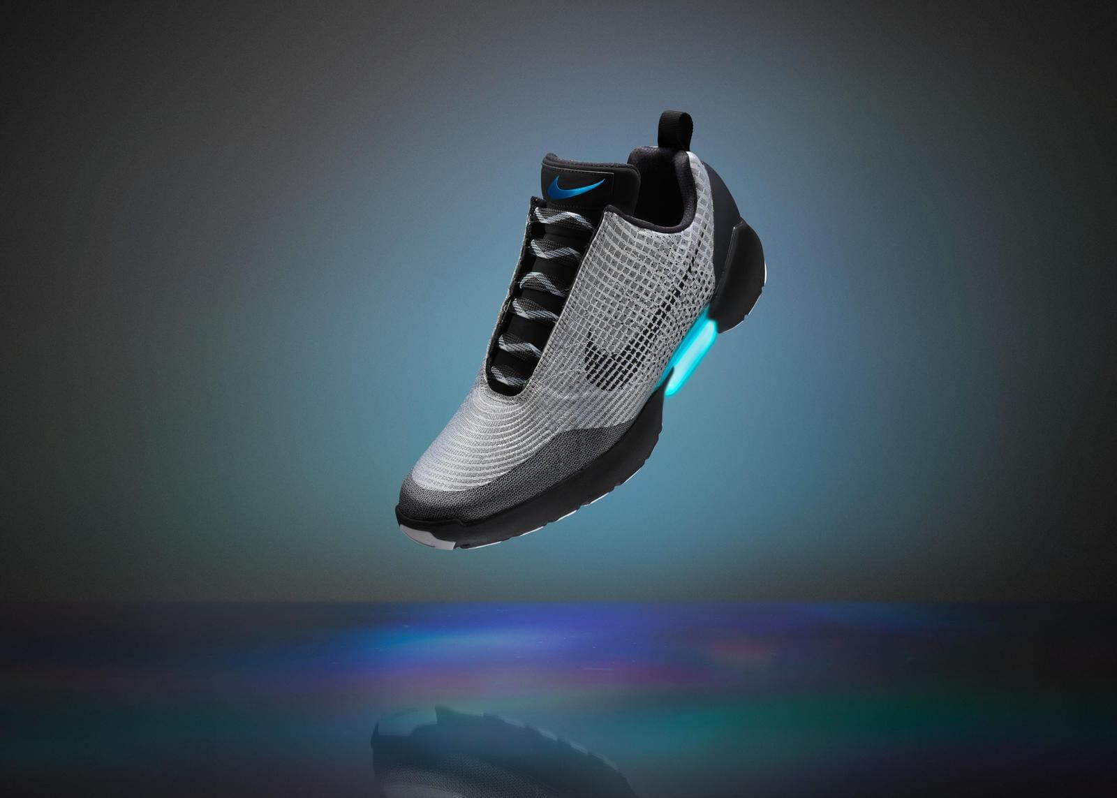 Nike schuhe leuchtende sohle