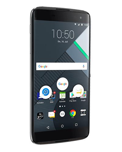 5,5-Zoll-Smartphone Blackberry DTEK60 ab sofort für 579 Euro bestellbar