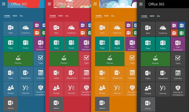 Office 365: Neuer App-Launcher