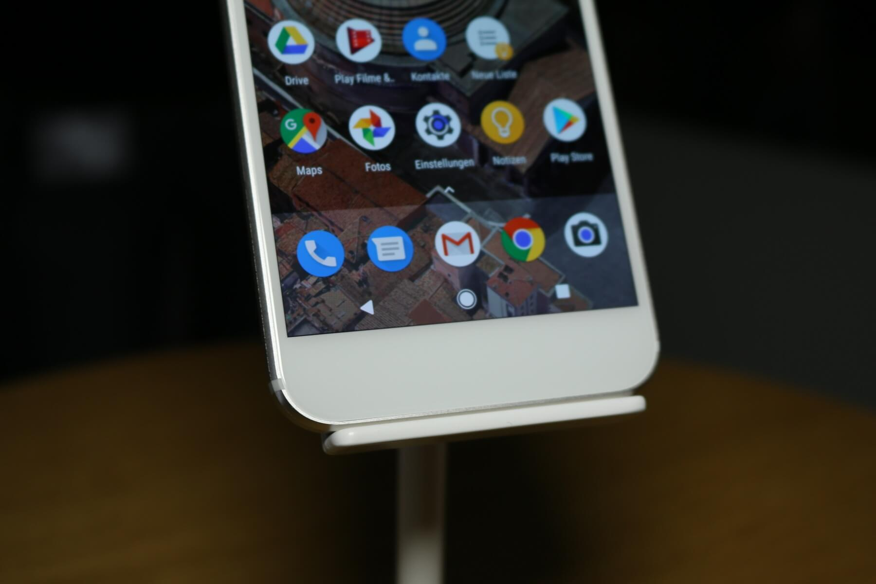 Googles Pixel hat Probleme mit dem Mikro