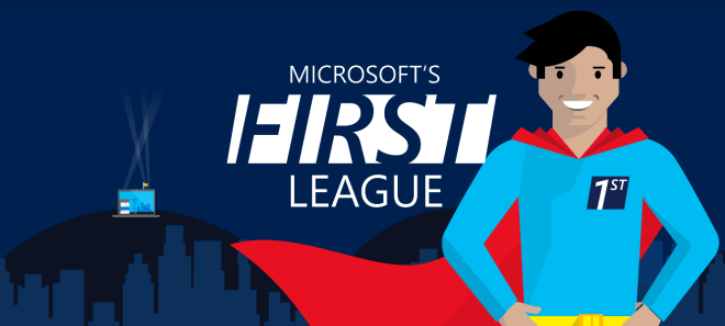 Microsoft First League