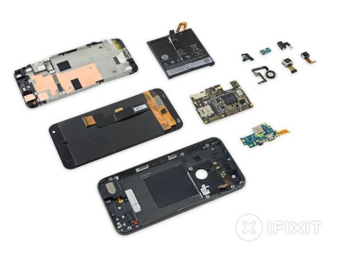 Pixel XL Teardown