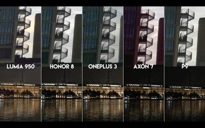 Smartphone-Kameras im Test