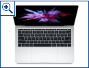 Apple MacBook Pro 2016 ohne Touch Bar
