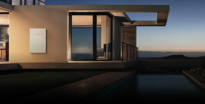Tesla Solar-Kacheln & Powerwall 2