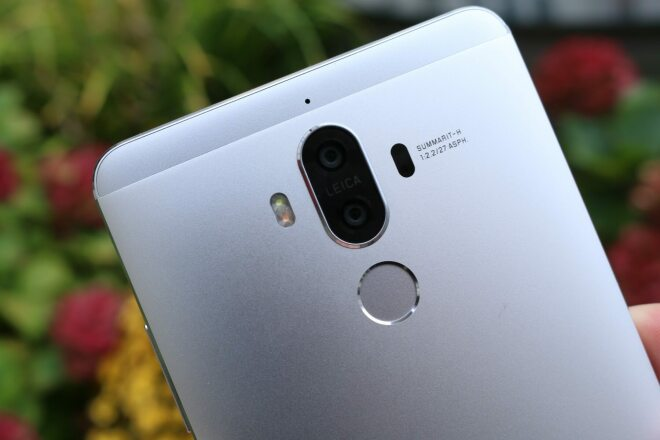 Huawei Mate 9 NDA
