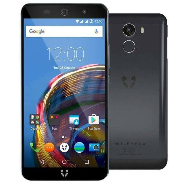 Wileyfox Swift 2 (Plus)