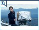 DLR: Weltrekord in der optischen Freiraum-Datenübertragung