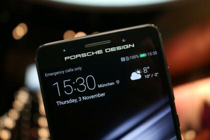 Huawei Mate 9 Porsche Edition