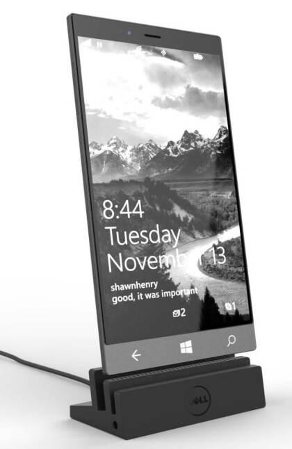 Dell Windows Phone