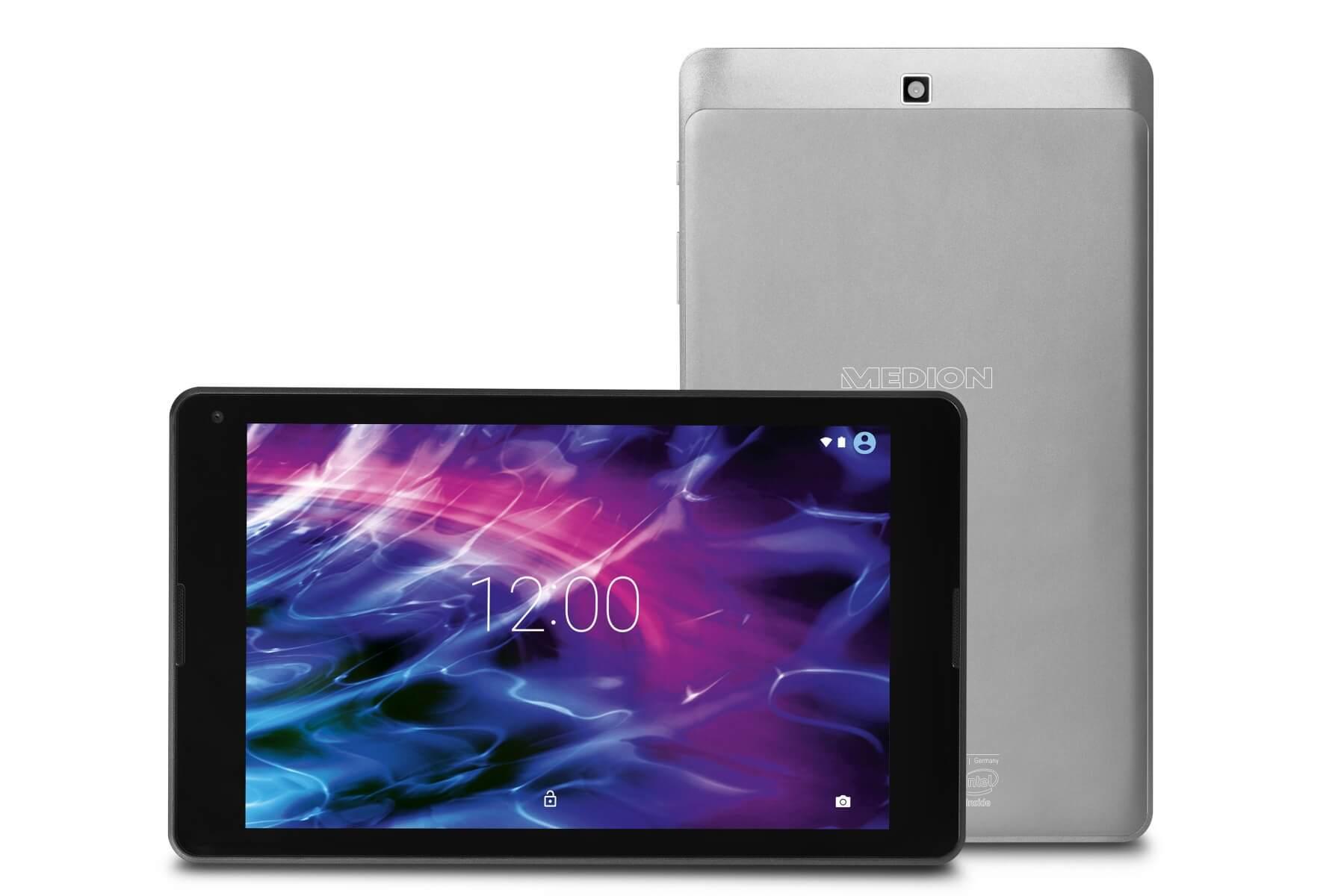 8-Zoll-Tablet Medion P8514 für 149 Euro bei Aldi Süd