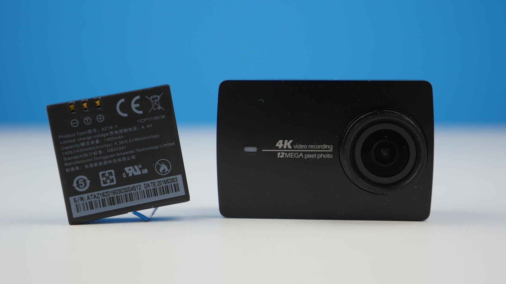 Xiaomi Yi 4k Gute Action Cams Mssen Nicht Teuer Sein Camera Ii