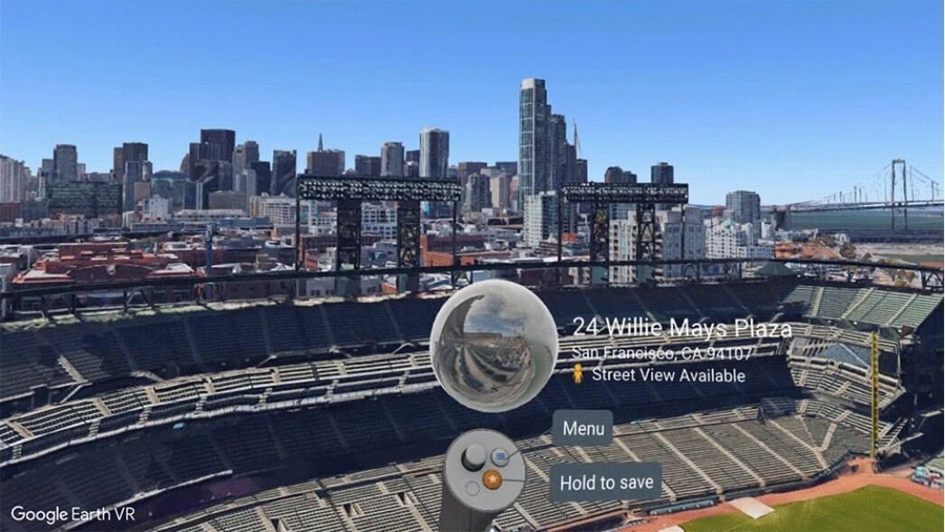 Vr Stadtbummel Google Bringt Street View Auf Vr Headsets
