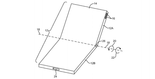 "Apple ""Flexible Display Devices"" Patent"
