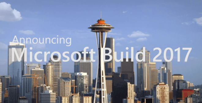 Build 2017 Announcement