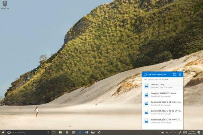 Windows 10 Insider Build 14986