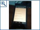 """Nokia Lumia 520 mit Android 7.1 """"Nougat"""""""
