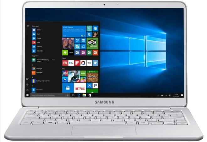 Samsung Notebook 9 Serie 2017