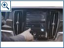 Volvo Series 90: Skype Business Integration