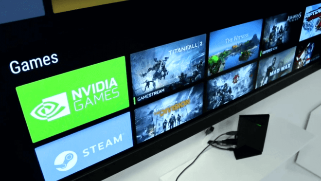 NVidia Shield 2017