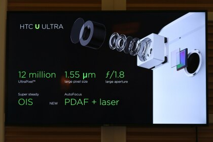 HTC U Play & U Ultra auf der CES 2017