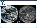 Aufnahmen von GOES-16