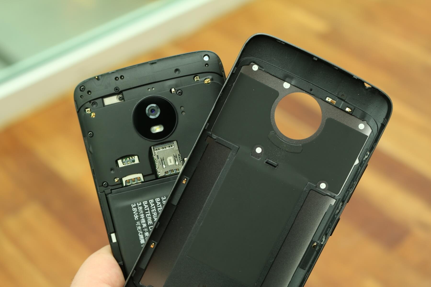 Motorola G5 Sim Karte Einlegen