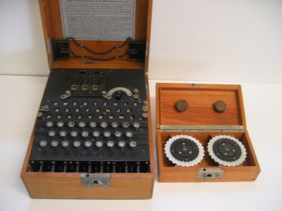 Enigma chiffriermaschine kaufen