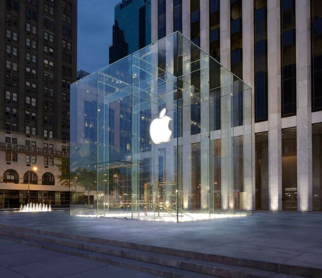 Apple Store Fifth Avenue, New York