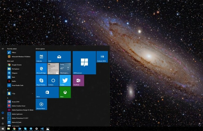Windows 10 Project Andromeda