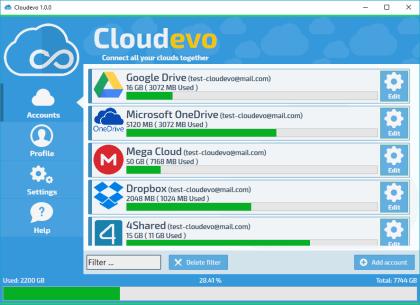 Cloudevo