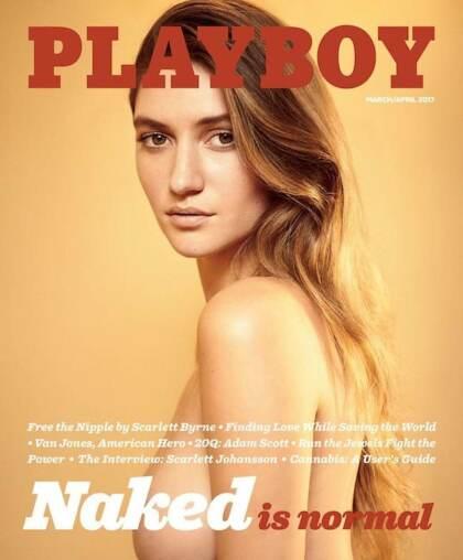 Playboy März 2017