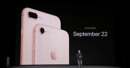 Apple iPhone 8 Gallerie