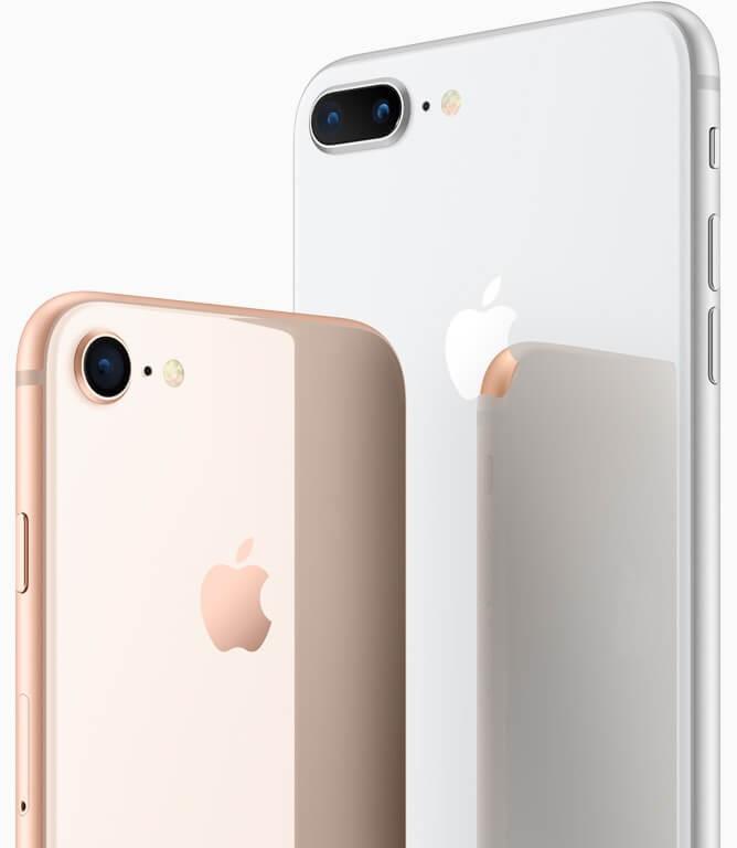 Apple iPhone 8 Galerie