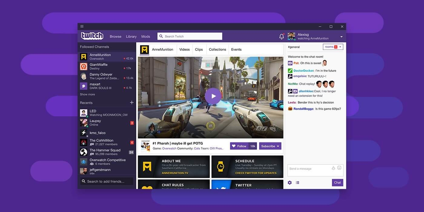 Twitch-Desktop-App