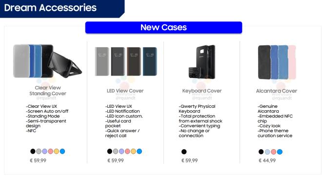 Samsung Galaxy S8 (+ S8 Plus) Zubehör