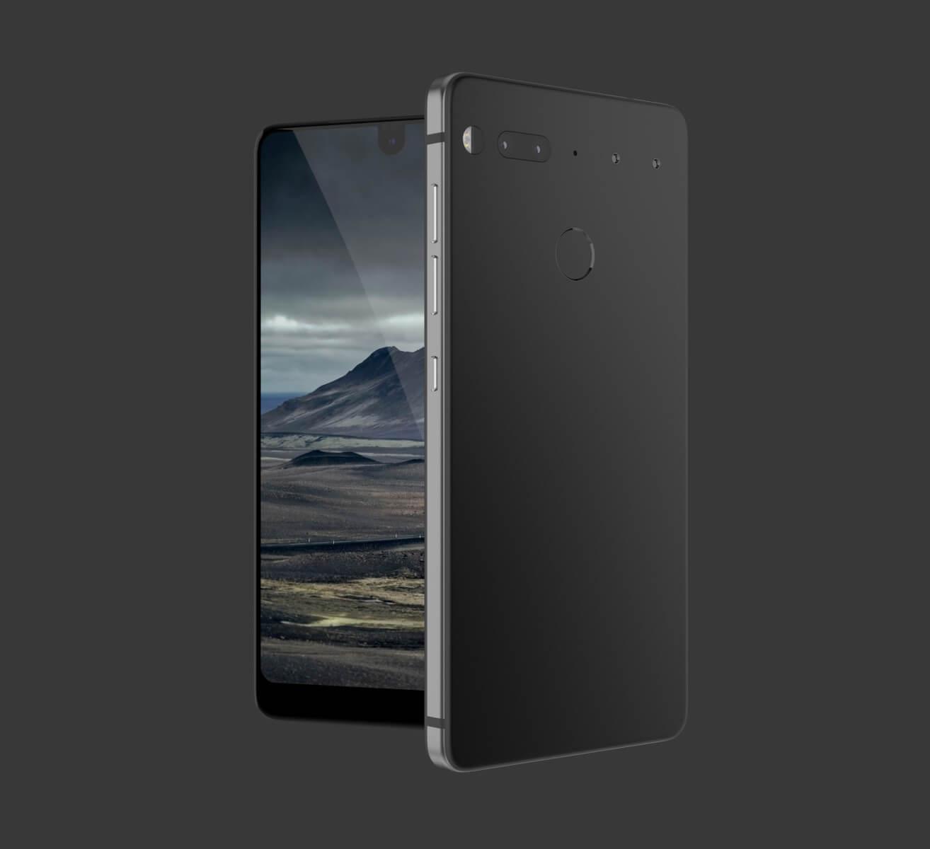 Andy Rubins Essential-Smartphone