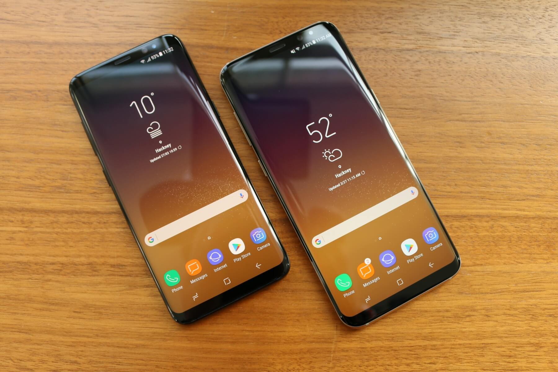 Samsung Galaxy S8 Plus Hands-On