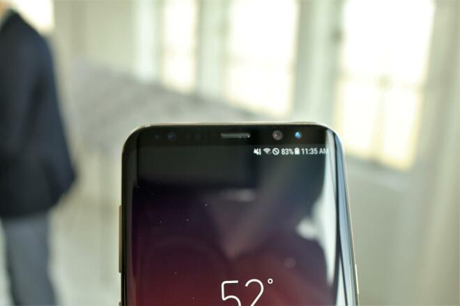 Samsung Galaxy S8 Plus Hands-On