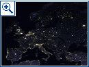 Die Erde bei Nacht (NASA 2016)