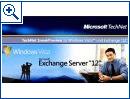"""TechNet SneakPreview Windows Vista & Exchange """"12"""""""