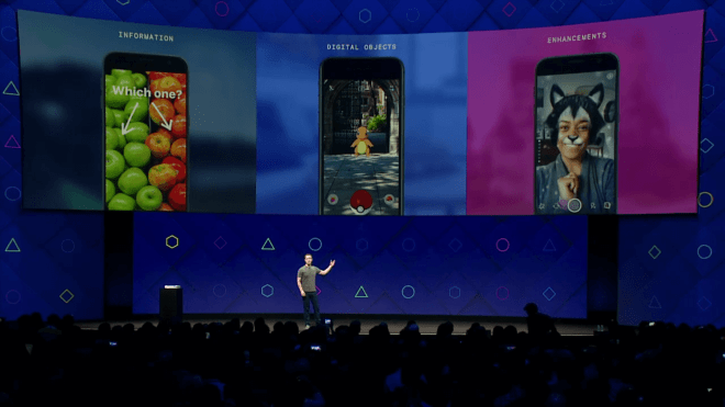 Facebook Camera Effects Platform Augmented Reality
