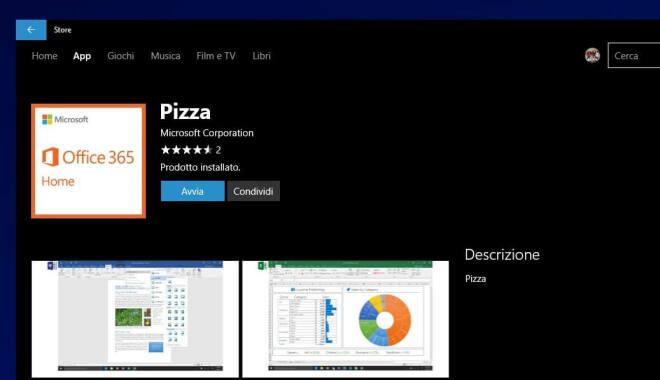 Office UWP Apps