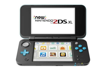 Neuer Nintendo 2DS XL
